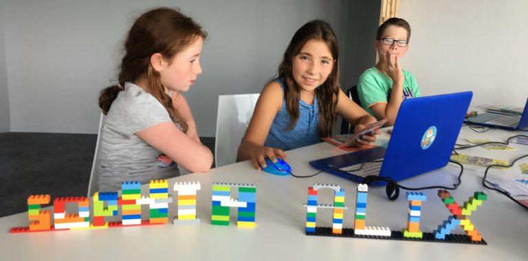 Robotique et programmation au Touquet pour les enfants