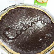 Merci à Karyn Lebeau pour beau et délicieux gâteau !!