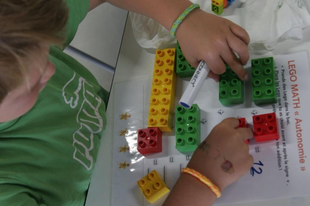 Lego® Math.