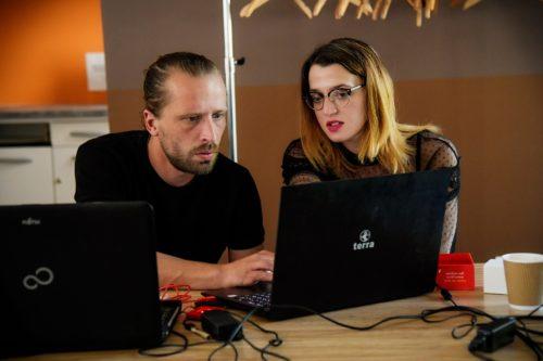 Coding & Bricks formation centre social éclaté